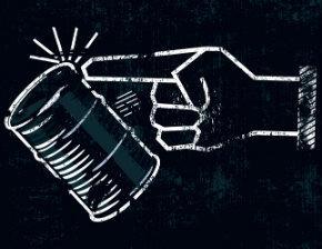 Barrel illustration © Shane O'Brien; finger illustration © Artur Figurski