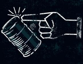 Barrel illustration © Shane O'Brien; finger illustration © Artur Figurski