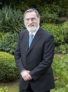 Rabbi Johnathan Sacks