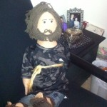 Jesus Doll And Spiritual And Physical Health, The