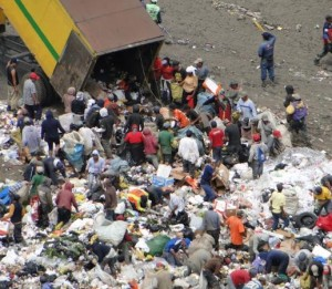 Guatemala City Garbage Dump (Sep 2014) Provided by management