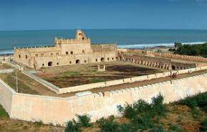 MISSION TO INDIA: The Danish trading colony Fort Dansborg, better known as Tranquebar. ALL PHOTOS COURTESY OF CHRISTOPHER GILBERT. ALL RIGHTS RESERVED.